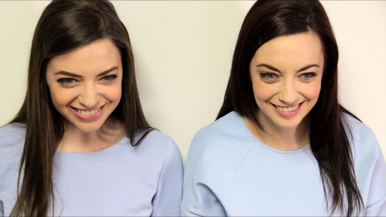 Twin Strangers: Niamh meets her doppelgänger in just two weeks through the power of social media