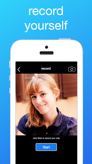 Dubsmash - Record Yourself On Video With Dubbed Sound