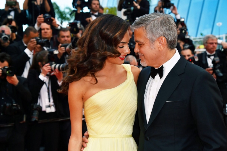 George Clooney and his wife Amal Clooney are expecting twins in June