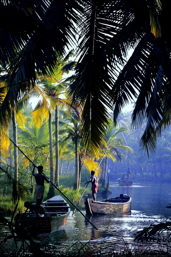 Why Kerala is known as Gods Own Country?