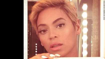 #Celeb: Beyonce's new short hair plus list of other star stars who've dont it