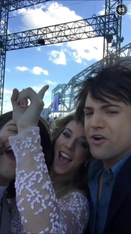 'The Band Perry' Snapchat Username @itsthebandperry