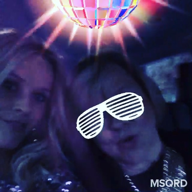 Reese Witherspoon on #MSQRD... crazy on the dance floor