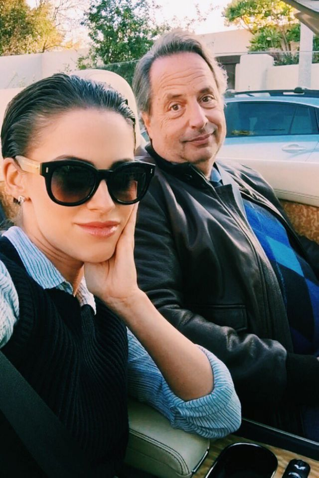 Jessica Lowndes and Jon Lovitz engagement was an early April Fools
