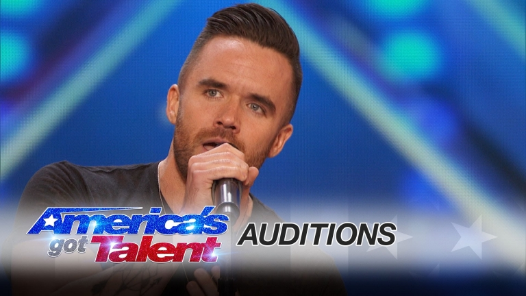 """Brian Justin Crum Gets Standing Ovation with Cover of Queen's """"Somebody To Love"""" #AGT2016"""