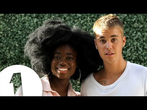 Justin Bieber gives a house tour and an awkward interview to BBC Radio 1