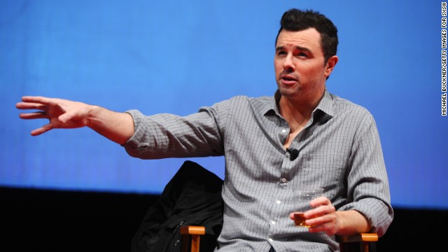 Seth MacFarlane theory on why Hollywood hates on Trump