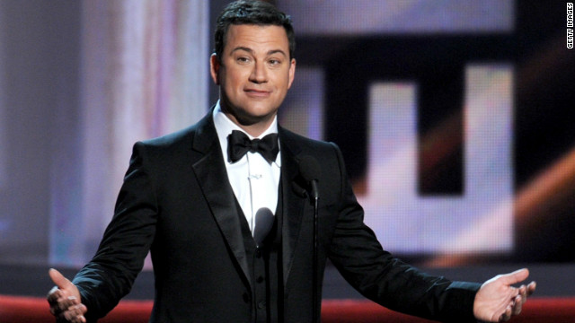 Jimmy Kimmel to host 2017 Oscars