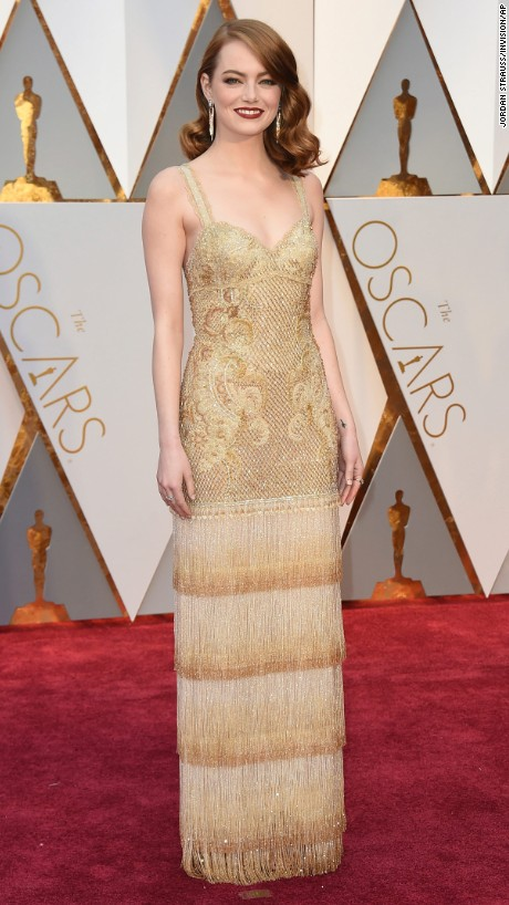 The Best of Women's Dresses at the Oscars 2017