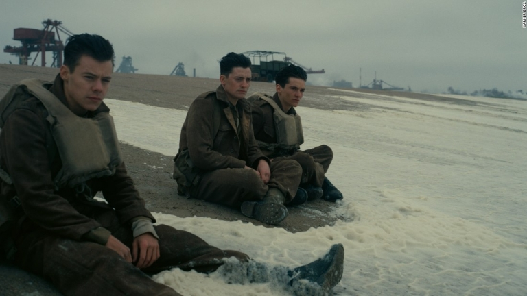 'Dunkirk' gives Harry Styles a running start at a legitimate movie career
