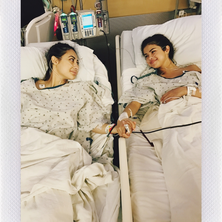 Selena Gomez Reveals on Instagram That She Had a Kidney Transplant