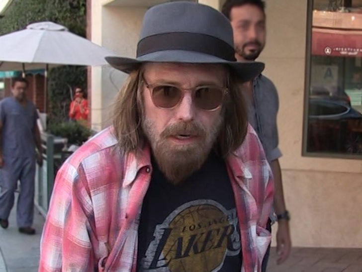 Tom Petty Found Unconscious in Full Cardiac Arrest