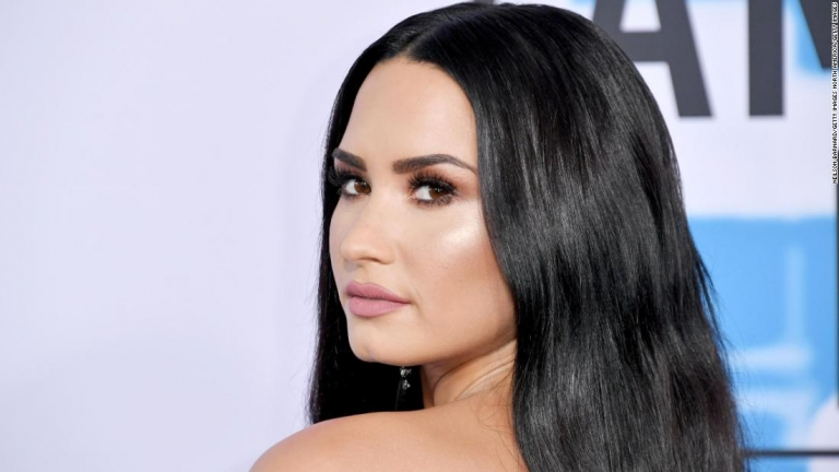 Demi Lovato speaks out for the first time since apparent overdose