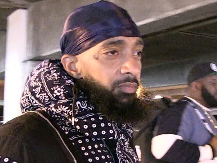 Nipsey Hussle Shot Outside His Store in Los Angeles