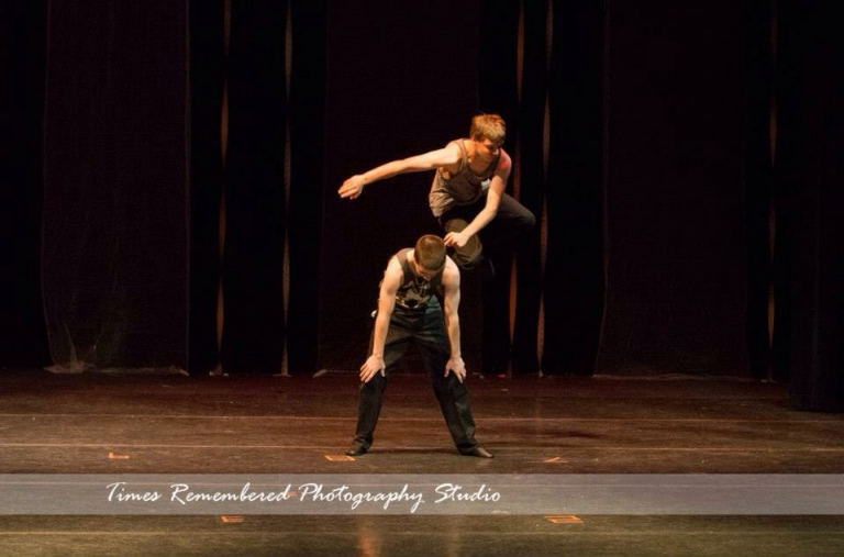 Couple photos from dancing