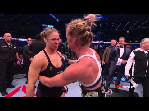 New UFC93 Footage Shows The Devastated Ronda Rousey After Losing