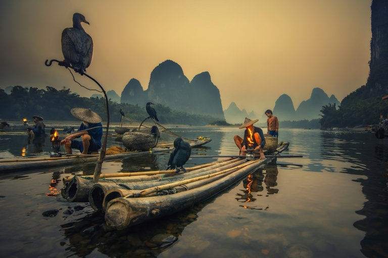 The Birds and the Fishermen