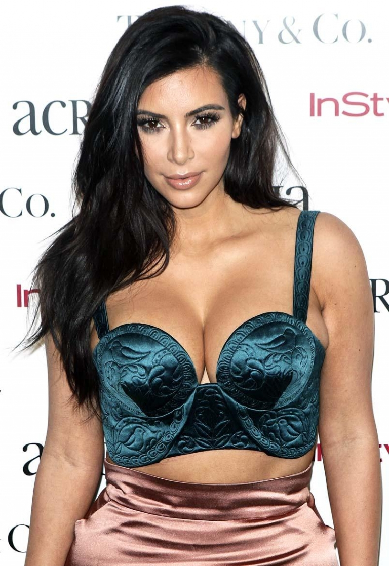 What is Kim Kardashian snapchat username?