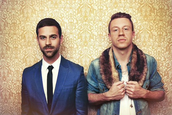 The #Grammy Rap Committee Didn't Nominate #Macklemore, But the Academy Let Him In Anyway
