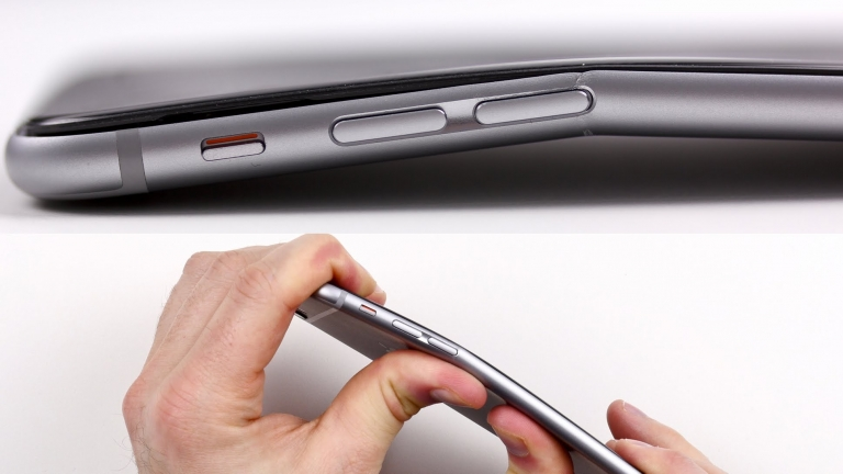 What do you think of the #iPhone 6 Plus Bend Test?