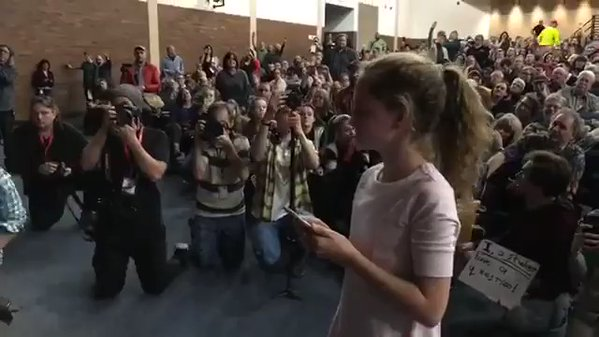 Utah Congressman Chaffetz booed after refusing to answer a 10 year old girl's question about science. Chaffetz is a target for mid-term!
