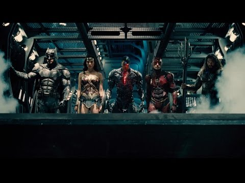 'Justice League' Official Trailer 1