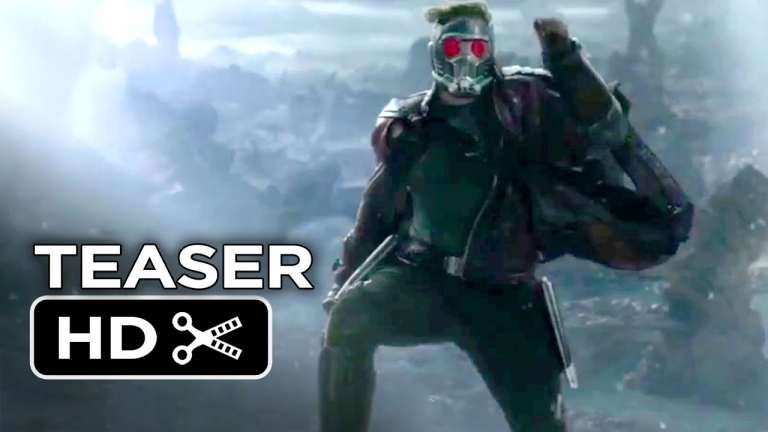 'Guardians of the Galaxy' Official Teaser Trailer (2014)