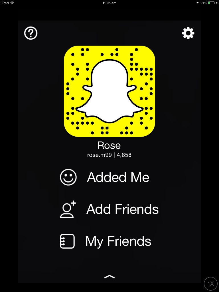 Anyone up for a chat?.. Add me on snapchat: rose.m99 and kik: RosellaMac