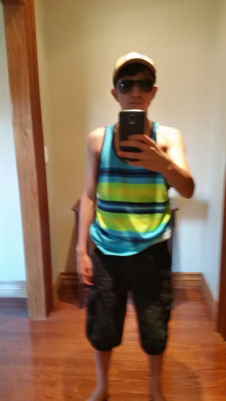 add me on Skype i am looking for a girl around 15- 17 years old. Skype: Rivera2377