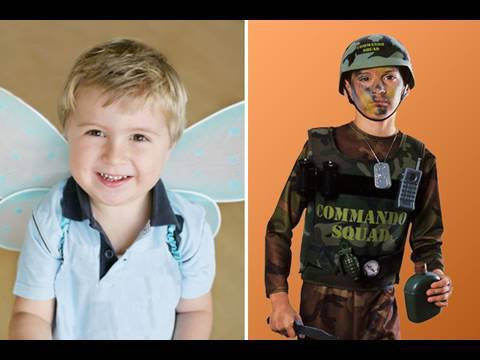 Today Now!: Finding Masculine #Halloween Costumes For Your Effeminate Son