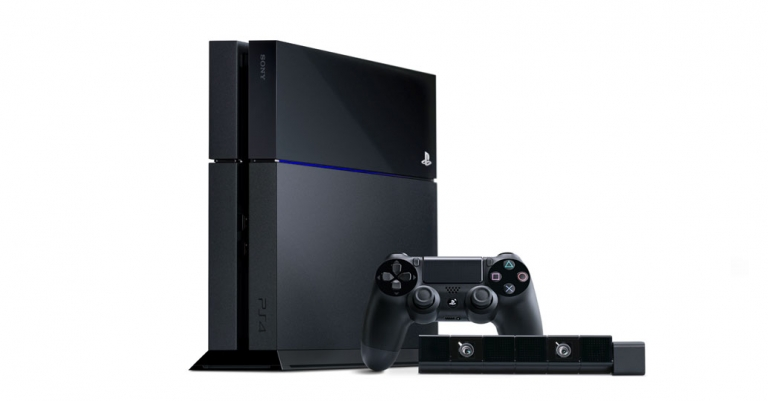 #BestGamingConsole: The New Sony #PS4!