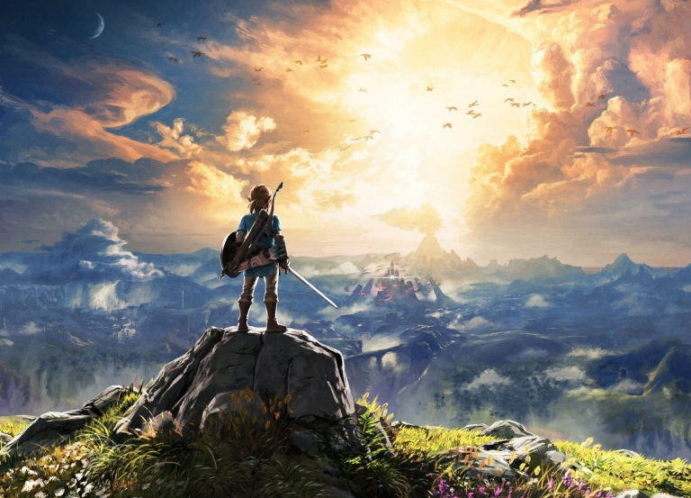 "Nintendo of America on Twitter: ""The Legend of #Zelda: Breath of the Wild comes to #NintendoSwitch on 3/3!"""