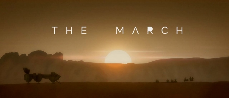 'The March' - Sci-Fi London 48 Hour Film Challenge 2014