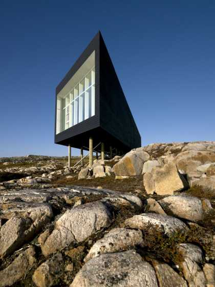 Would you live in Fogo Island if this is your house? | #FogoIsland