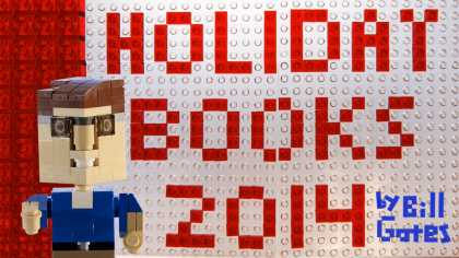 Best Books of 2014 by Bill Gates