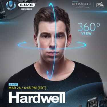#Hardwell @ Ultra Miami 2017 Mainstage (1 Hour Full Set HQ) #Ultra2017