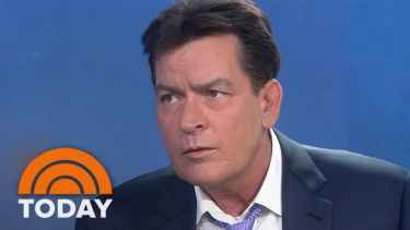 Charlie Sheen Admitted In Today Show That He's 'HIV Positive'!