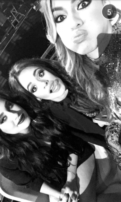 Fifth Harmony Snapchat @fifthharmony