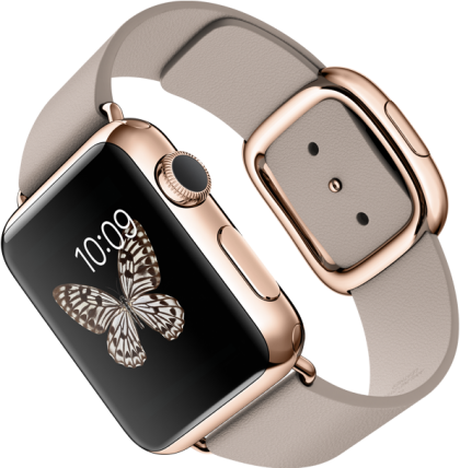 Who's getting the new Apple Watch?