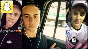 Justin Bieber Snapchat Video Compilation 2016 @RickTheSizzler
