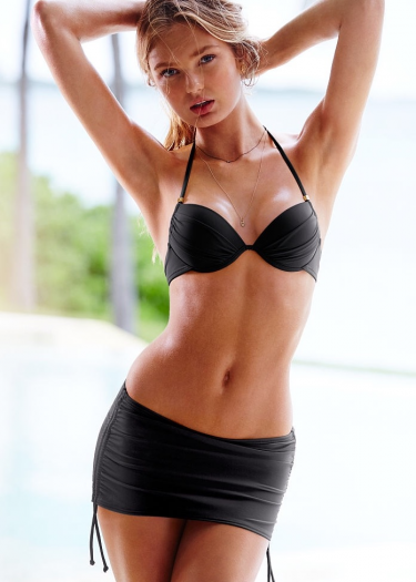 Victoria's Secret Angel Romee Strijd Snapchat Username @romees