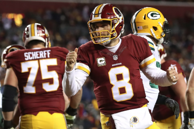 Washington Tried to Go Cheap on Kirk Cousins, and It's Going to Cost Them