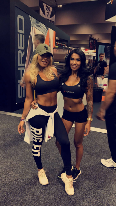 Friends and Fitness 🔥