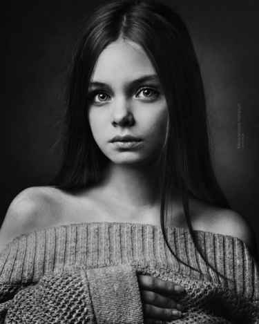 #BeautifulFace: Do you wonder what she's thinking by @mentugova_natalia