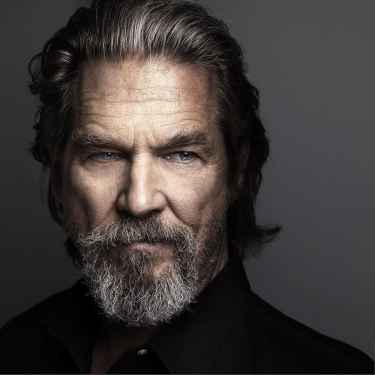 #FacePhotography: Jeff Bridges by Marco Grob