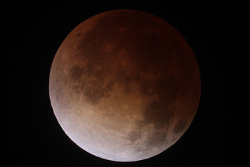 Blood Moon Photos: Total Lunar Eclipse Pictures from April 15, 2014 | Space.com