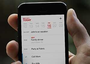 Any.Do calendar app want to help you get your life in order, one task at a time #iPhone_app
