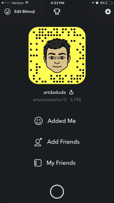 #IntroduceYourself: snap chat me trying to meet some ladies #artdadudr