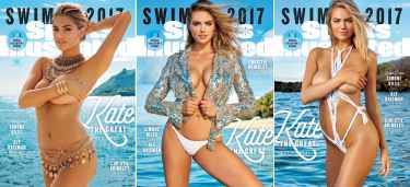 More Kate Upton SI 2017 Cover Photos