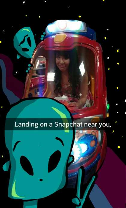 Add CyreneQ of Snapchat for creative snaps.